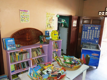Wisconsin/Nicaragua Partners Lending Library