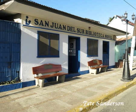 San Juan del Sur Biblioteca