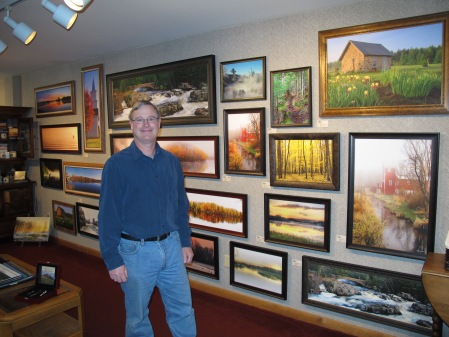 Pete Sanderson's  phot gallery at Koerten's Fine Framing and Gifts