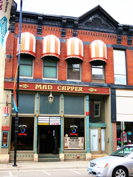 Mad Capper in Stillwater, Minnesota